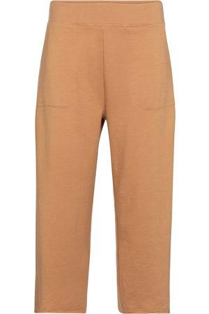 Nike Yoga Luxe cropped fleece pants