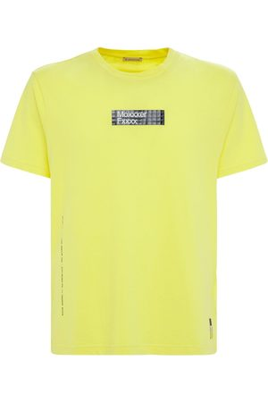 Moncler Genius Fragment Logo Cotton Jersey T-shirt