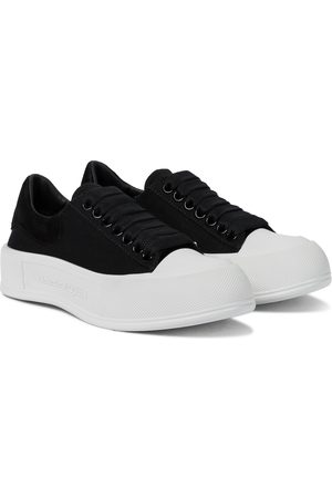 Alexander McQueen Canvas sneakers