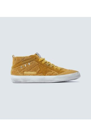 Golden Goose Textured Superstar sneakers