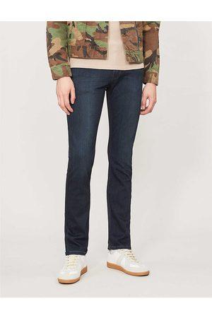 Paige Denim Mens Comfortable Slim-Fit Tapered Jeans