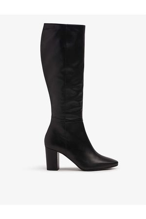 LK Bennett Sirena leather knee-high boots