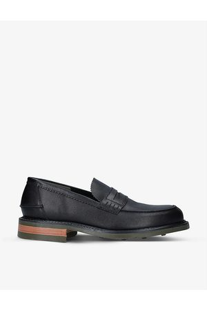 Barker Mears leather loafers