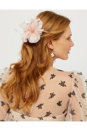 Accessorize Women Hair Accessories - Abigail Net Bow Hair Clip
