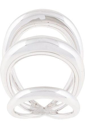 Charlotte Chesnais Women Rings - Echo triple-band ring