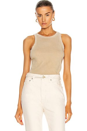Cotton Citizen Standard Tank in Vintage Cashew