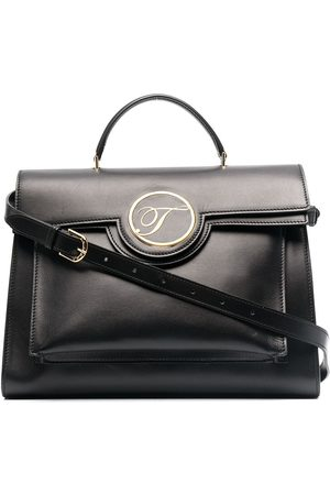 TEMPERLEY LONDON Alice leather tote bag