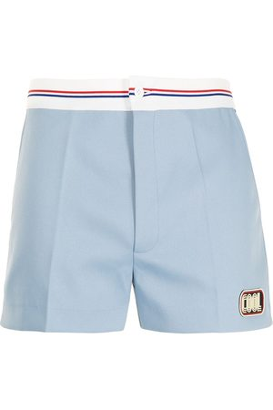 COOL T.M Cool patch track shorts