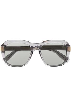 Dunhill Caine transparent glasses