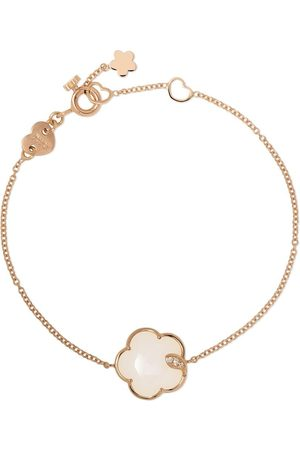 Pasquale Bruni 18kt rose agate and diamond bracelet