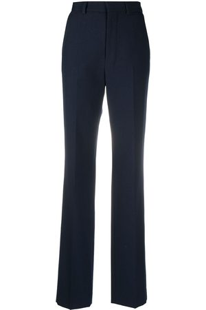 Ami High-waist tailored trousers