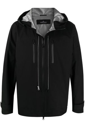 STONE ISLAND SHADOW PROJECT Hooded rain jacket