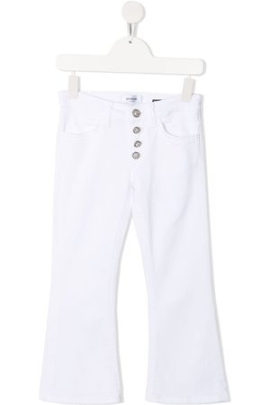 DONDUP KIDS Button-fly jeans