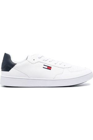 Tommy Hilfiger Essential logo-embroidered sneakers