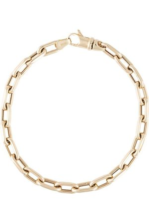 Zofia Day 14kt yellow Leah chain link bracelet