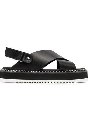 AGL ATTILIO GIUSTI LEOMBRUNI Marta criss-cross sandals