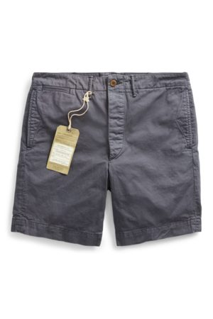 RRL Cotton Chino Officer's Short