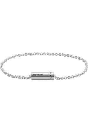Le Gramme Chain Cable Bracelet