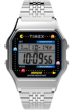 Timex X Pacman 80 Digital Watch