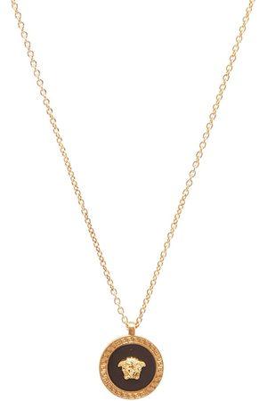 VERSACE Men Necklaces - Small Medusa Medallion Necklace