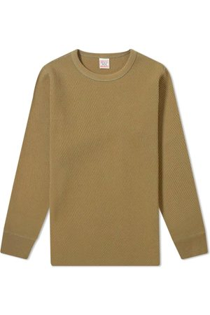 The Real McCoys The Real McCoy's Long Sleeve Military Thermal Tee