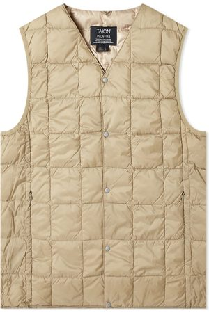 TAION V-Neck Down Vest