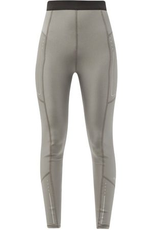 Moncler Reflective High-rise Leggings - Womens