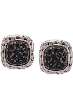 John Hardy Women Earrings - Classic Chain square earrings