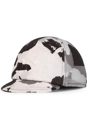 Dolce & Gabbana Hats - Camouflage-print baseball cap