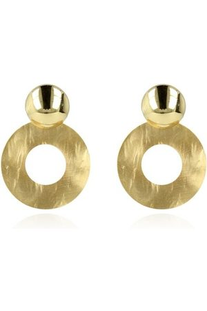 LOTT. gioielli Earrings - Earring Round Hammered - - Earrings for ladies