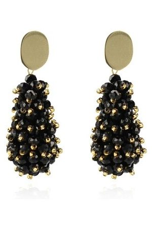 LOTT. gioielli Earrings - Glasberry Cone Double Stones - - Earrings for ladies