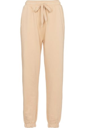 The Upside Women Trousers - Major mid-rise cotton trackpants