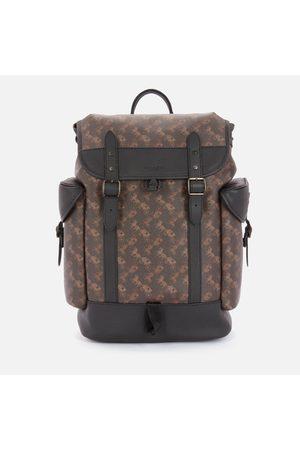 Coach Men Suitcases - Men's Hitch Backpack
