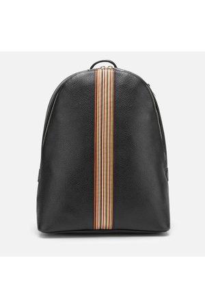 Paul Smith Men's Signature Stripe Backpack