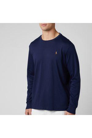 Polo Ralph Lauren Men's Custom Slim Fit Long Sleeve T-Shirt