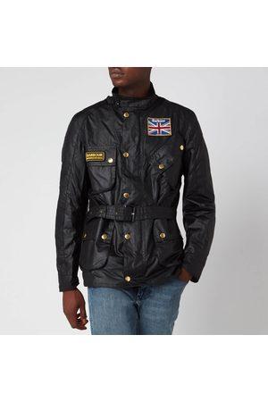 Barbour Men's Union Jack International Jacket