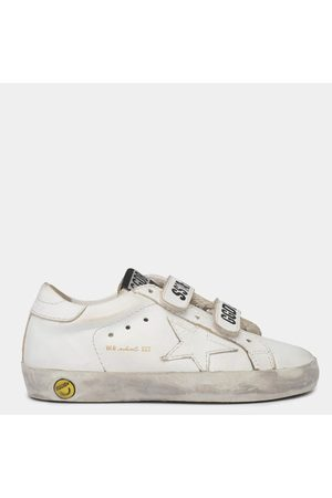 Golden Goose Toddlers' Old School Trainers