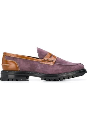 Nicholas Daley Panelled loafers