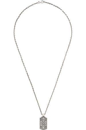 Emanuele Bicocchi Tag chain necklace