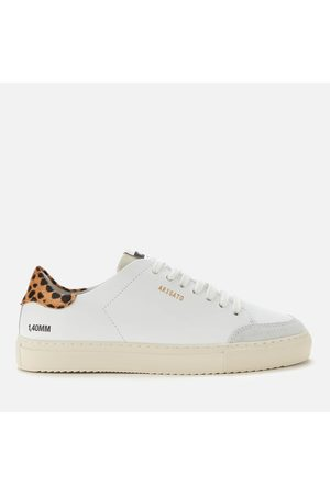 Axel Arigato Women's Clean 90 Triple Animal Leather Cupsole Trainers