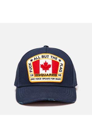 Dsquared2 Men's Canada Flag Patch Cap
