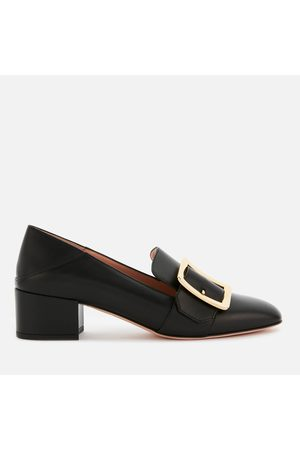 Bally Women's Janelle 40 Leather Loafers