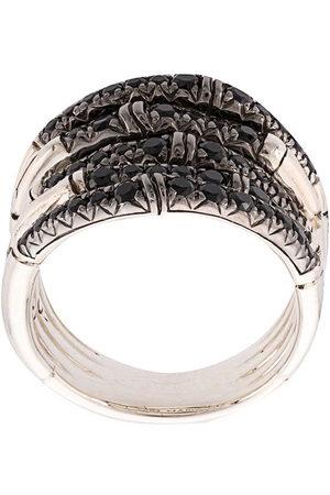 John Hardy Women Rings - Bamboo sapphire ring
