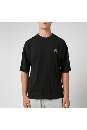 Calvin Klein Men's Jersey Crew Neck T-Shirt