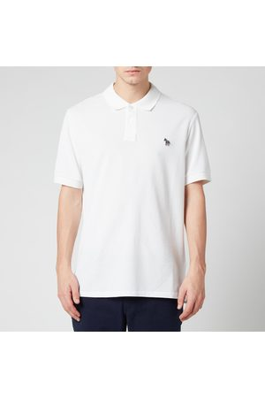 Paul Smith Men's Zebra Logo Regular Fit Polo Shirt