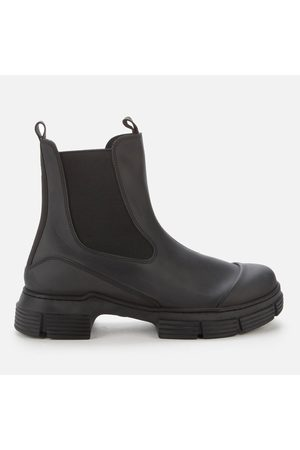 Ganni Women's Recycled Rubber Boots