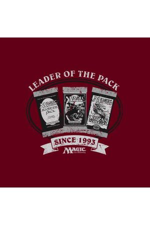 T-shirts - Magic the Gathering Leader Of The Pack Unisex T-Shirt