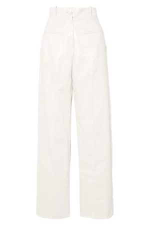 ALEKSANDRE AKHALKATSISHVILI Women Trousers - TROUSERS - Casual trousers