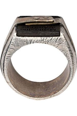 TOBIAS WISTISEN Stacked ring