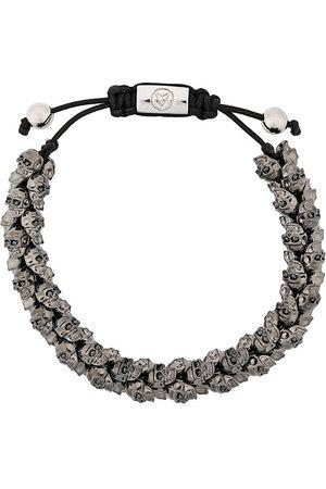 NORTHSKULL Men Bracelets - Swarm skull bracelet
